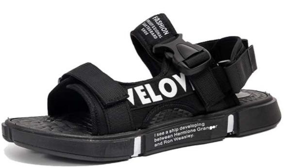 Koleksi foto dan gambar Sandal Pria Import Redzeal Footwear model terbaru