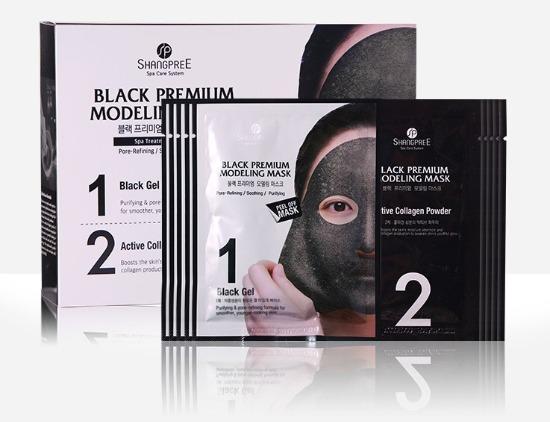 Shangpree Black Premium Modeling Mask