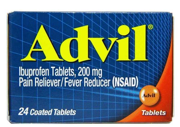 Advil Ibuprofen Tablet