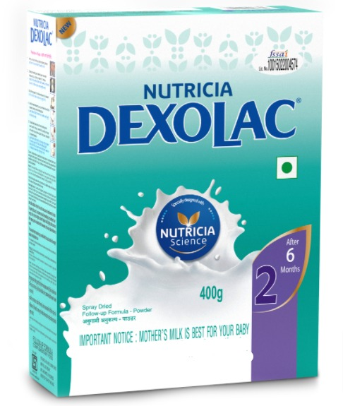 Dexolac Nutricia Stage 2