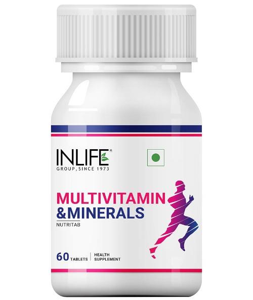 INLIFE Multivitamin & Minerals