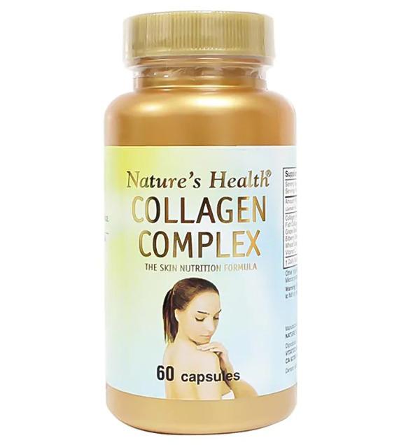 Suplemen kolagen Nature's Health Collagen Complex