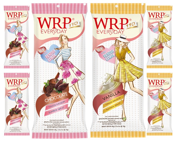 WRP Low Fat Milk